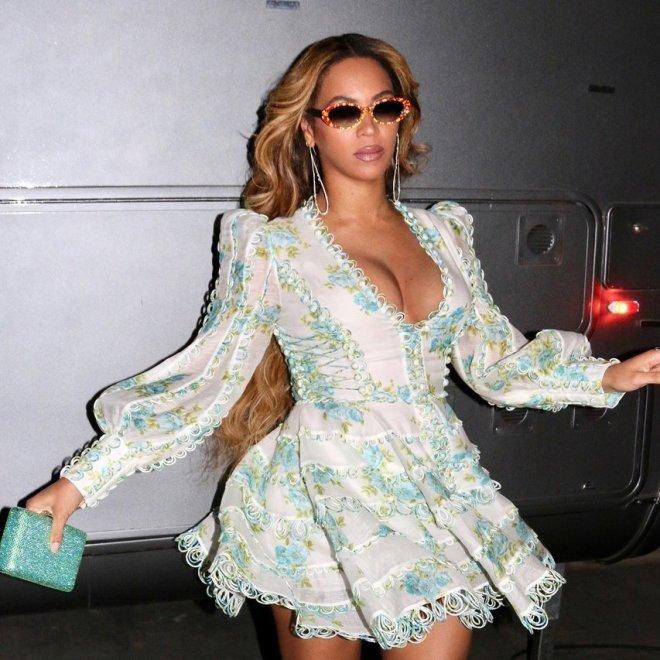 Beyonce-Zimmermann-Floral-Dress
