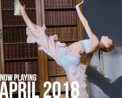 Now Playing April 2018 art