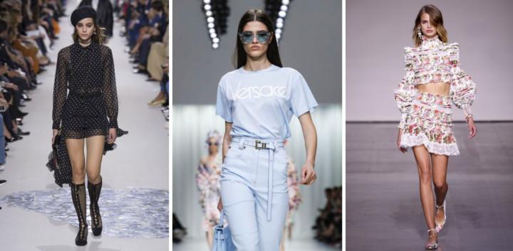Trend Watch: Spring/Summer2018